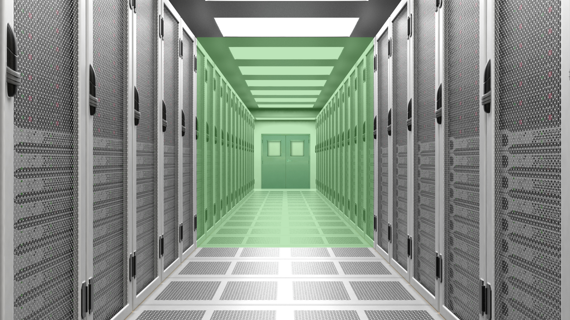Datacenters want to be greener